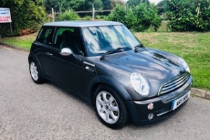 2006 Limited Edition MINI Cooper Park Lane in Royal Grey with JCW Engine Conversion