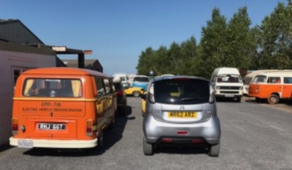 Too Late – Gone to Live in the West Country – 2012 CITROEN C-ZERO 1 Silver – ELECTRIC
