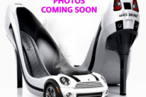 2017 Mini Cooper Auto in Moonwalk Grey with Child Pack & More