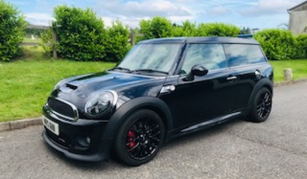 Awaiting Deposit – George has chosen this 2013/63 MINI Clubman John Cooper Works – Loads of Spec