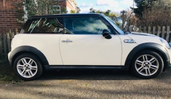 Deposit Taken on this 2010 / 60 Mini Cooper Automatic With Chili Pack & High Spec